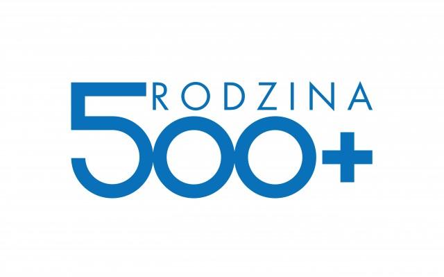 Logo programu Rodzina 500 plus